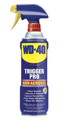 WD-40 490108  Multi-Use Product, 20 oz. Trigger Pro, Non-Aerosol (Pack of 6) (Slip Stream Grease compare prices)
