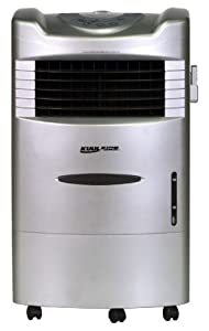 KuulAire PACKA50 Portable Evaporative Cooling Unit with 350 Square Foot Cooling Capacity, 475 CFM