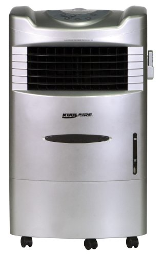 Buy Cheap KuulAire PACKA50 Portable Evaporative Cooling Unit with 350 Square Foot Cooling Capacity, ...