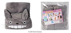 Totoro Cosplay Cloak Pro Version + Totoro 4.5cm Cute Min Pin