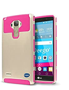 buy Lg G Stylo Case,Nancy'S Shop Premium Ultra Slim 2In1 Rugged Dual Layer Bumper Hybrid Scratch Protection Shock-Absorption Heavy Duty Impact Armor Defender Protective Cover Lg Stylus Ls 700 (Gold Rose)