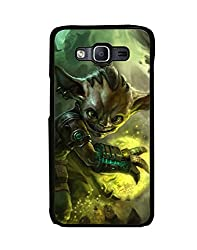 Aart Designer Luxurious Back Covers for Samsung Galaxy On 5 + 3D F1 Screen Magnifier + 3D Video Screen Amplifier Eyes Protection Enlarged Expander by Aart Store.