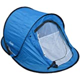 "Pop Up Tent (size:106""x65""x43"") with inner tent"