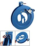 Como Kite Tool Ballbearing Blue Plastic Reel Line Winder New