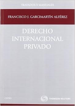 Derecho internacional privado Tratados y Manuales de