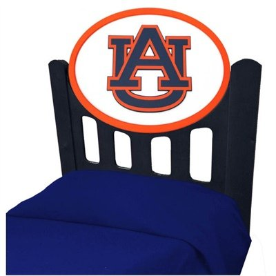 Cheap Auburn University Tigers Kids Wooden Twin Headboard With Logo (B002LZZSQS)
