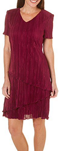 connected-apparel-womens-textured-tiered-dress-12-burgandy-red