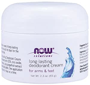 Long-Lasting Deodorant Cream 2.3 oz Cream