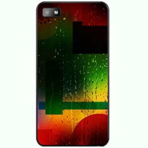 alDivo Premium Quality Printed Mobile Back Cover For Blackberry Z10 / Blackberry Z10 printed back cover (2D)RK-AD003