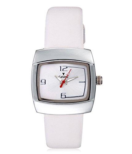 Calvino Calvino Women's White Watch CLAS-149117_WHT-WHT