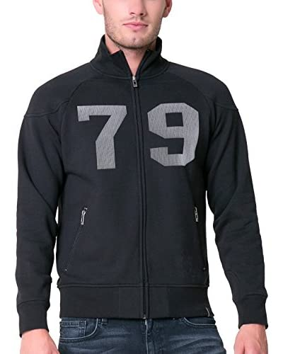 Big Star Sweatjacke schwarz