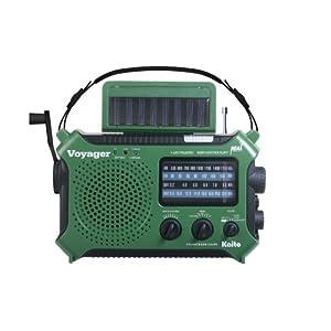 Kaito Electronics Inc. KA500GRN Voyager <a href=