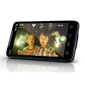 Sprint HTC Evo 4g Android Cell Phone