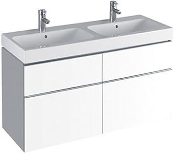 Keramag meuble de lavabo icon icon pour double lavabo for Lavabo double cuisine