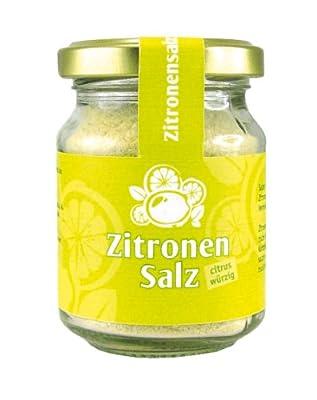 Zitronensalz von Bull & Bear AG, Jurastr. 2, 73119 Zell bei Gewürze Shop