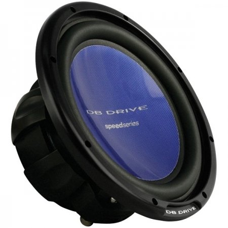 Db Drive Spw8.3D4 8-Inch 4 Speed Series Subwoofer