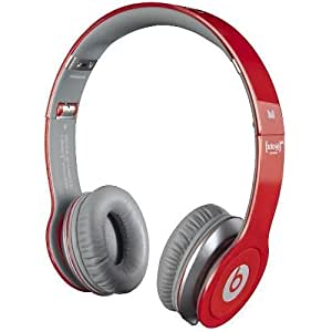 Monster Beats by Dr. Dre Solo HD Product RED High Definition OverEar-Kopfhörer (faltbares Design, ControlTalk) rot