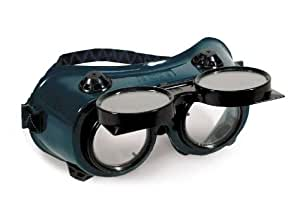 Hobart 770129 Oxy/Acet, Goggle - Flip Front, 50mm Eye Cup Shade 5