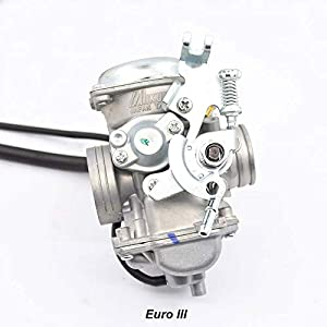 Motorcycle Carburetor for Yamaha YBR125 XTZ125 XTZ 125 YBR 125 125cc Euro I II III (Euro III) (Color: Euro III)