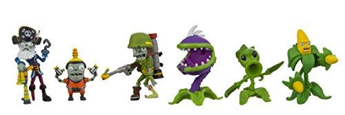 Plants vs. Zombies GW2 Action Figure (6 Pack), 2