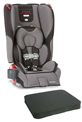 Pacifica Convertible Car Seat W/ Angle Adjuster