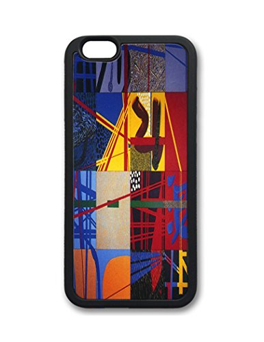 Fantastic Faye Pc Material Fashion Abstract Painting Hot Selling Top Quality Special Design Cell Phone Cases For Iphone 6 No.2