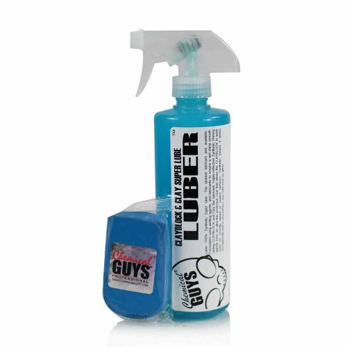 Chemical Guys CLY 109 Poly Clay Bar and Lubricant Detail Spray with