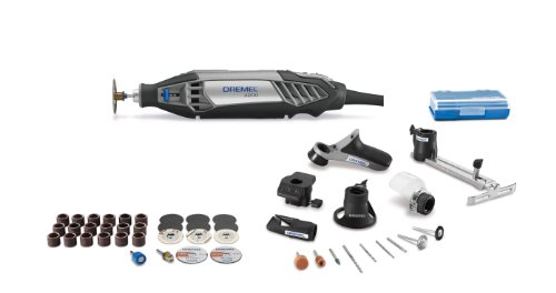 Purchase Dremel 4200-6/40 High Performance Rotary Tool with EZ Change, 47-Piece Kit
