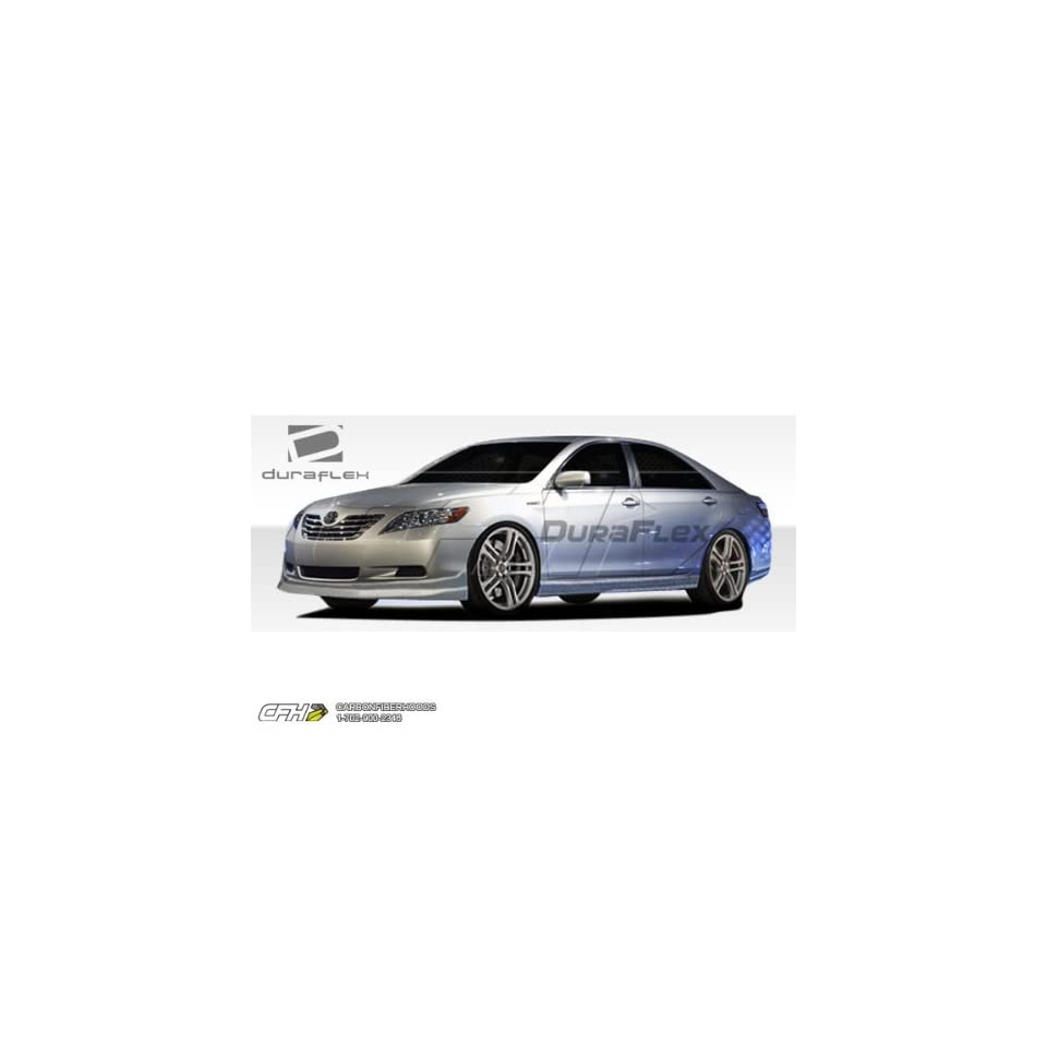 2007 2009 Toyota Camry Duraflex GT Concept Kit   Includes GT Concept Front Bumper (104344), GT Concept Rear Lip (104346), and GT Concept Sideskirts (104345).   Duraflex Body Kits