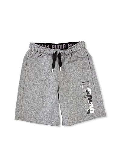 Puma Short Td Sweat Gris
