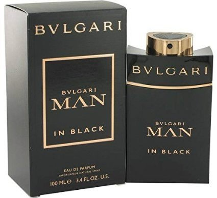 Bvlgari discount duty free Bvlgari Man in Black Bvl Eau De Parfum Spray for Men 3.4 Oz. New in Box (Hotextra)