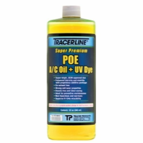 32 Oz. Bottle Poe A/C Oil With Uv Dye