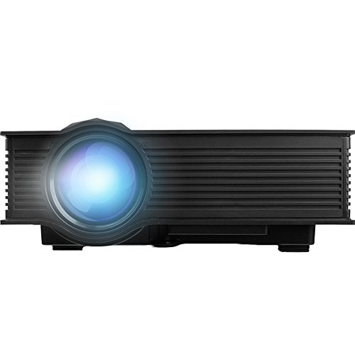 Fastfox Hd Projector Full Color 720p 3000 Lumens Analog Tv: Sony DLP TV