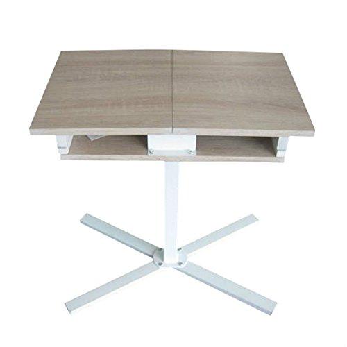 Laptop Ständer, Tisch, Schreibtisch Neues Design Klappbare Top zum Lesen für Ipad Versand aus Deutschland
