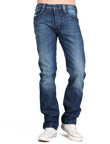 Diesel Timmen Rrx8 Skinny Blue Man Jeans Men - W34 L32