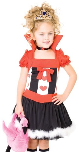 Queen of Hearts Kids Costume