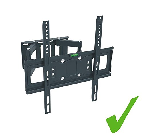 saturn-lcd-led-tv-wall-mount-bracket-with-tilt-swivel-for-23-56-inch-universal