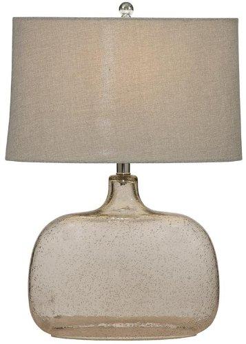 """Portman Table Lamp, 24""""Hx5""""D, Sage front-986444"""