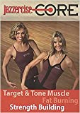 Jazzercise Core: Target & Tone Muscle, Fat Burning, Strength Building