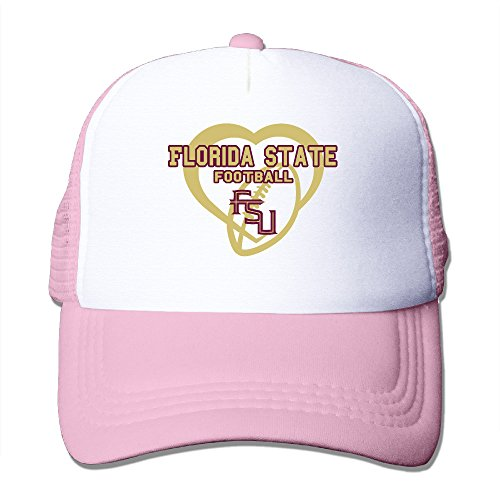 NORAL Traveler Florida State University Mesh Caps Pink