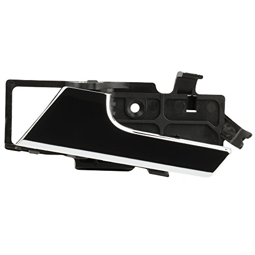 KeylessOption Door Handle Interior Driver Side Left Front or Rear Chrome Replacement for 96462709 (Handle Door Aveo compare prices)