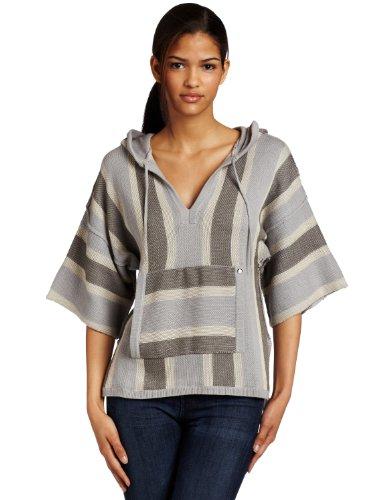 Ever Womens Machu Hooded Sweater