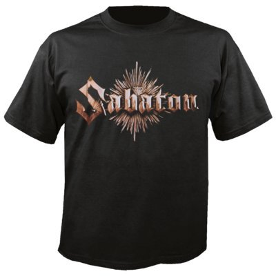 Sabaton I Was Chosen By Heaven T-Shirt nero S