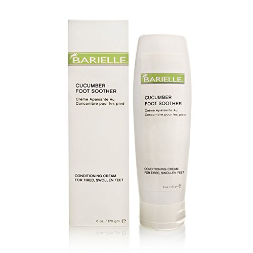 Barielle Cucumber Foot Soother, 6-Ounces (Barielle Advanced compare prices)