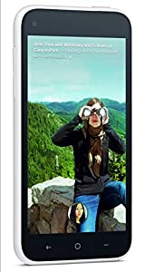 HTC First 16GB Unlocked GSM 4G LTE Dual-Core Android 4.1 Facebook Smartphone - White