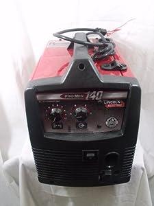Power 140C 120V MIG Welder 140A