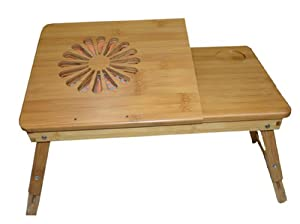 Sheen Wooden Notebook Table With Fan SOCPLTWF available at Amazon for Rs.1699