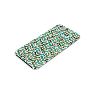 Cover Affair Pattern Printed Back Cover Case for Apple iPhone 6S
