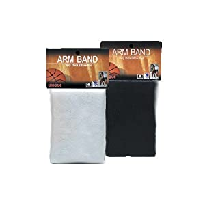 Buy Unique Sports Tripple Thick Basketball Armbands, Elbow Pad Sweatband by Unique Sports