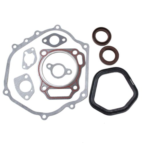 New Pack Of Cylinder Head Exhaust Muffler Full Gaskets For Honda Gx390 13Hp Engine New
